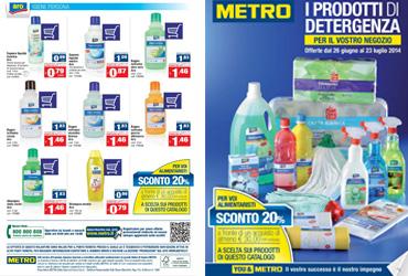 Catalogo sfogliabile Metro