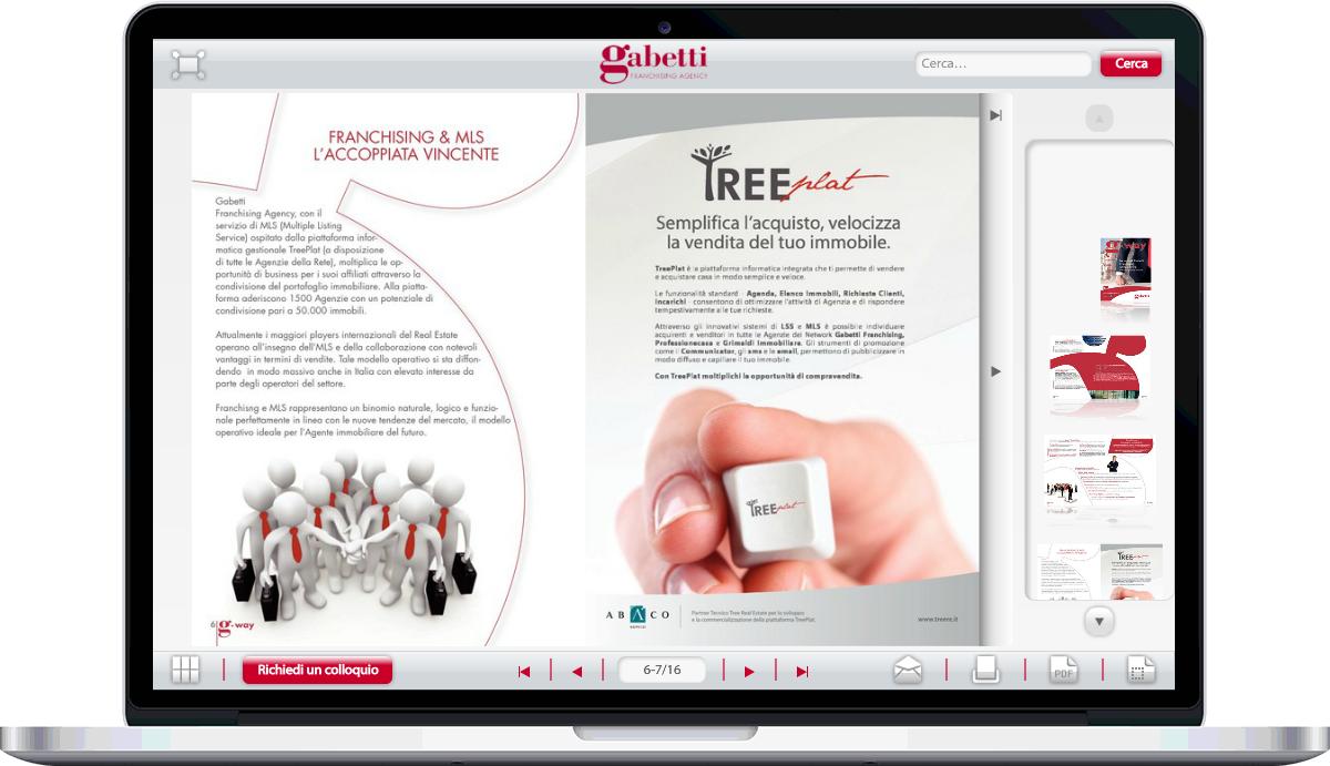 Pubblicazioni digitali e-commerce